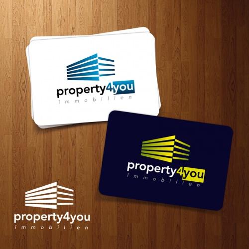 Logo für Immobilienfirma