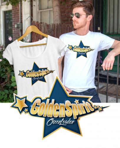 Neues Logo für die Golden Spirit Cheerleader