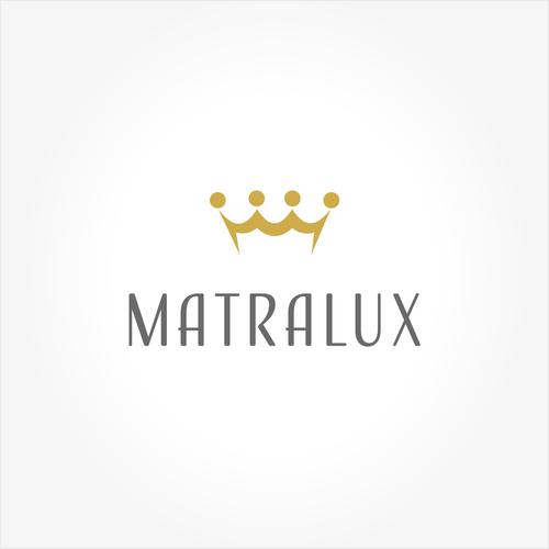 Logo-Design für Vertrieb von Matratzen
