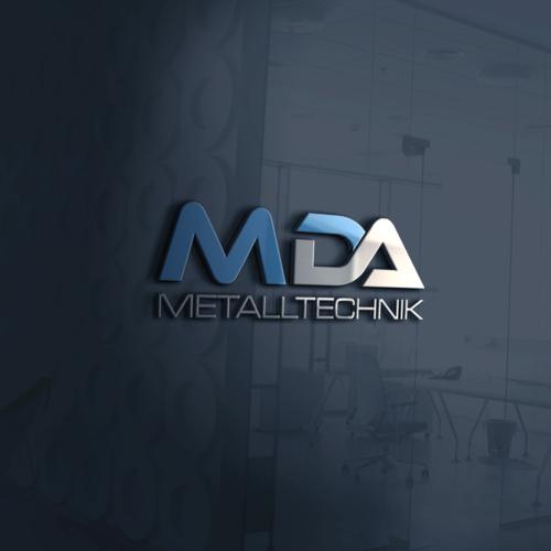 Logo-Design für Technisches Zeichenbüro für Metall- und Stahlbau