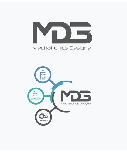 Logo-Design für Software