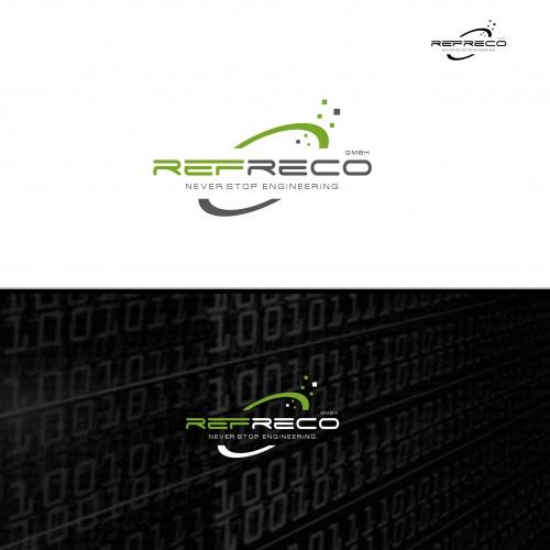 Logo-Design für Entwickler von Soft- und Hardware-Systemen