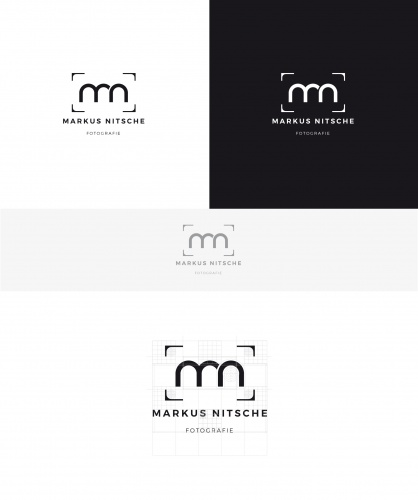 Logo-Design für Fotografen im bereich business / Commercial sowie Privatkunden