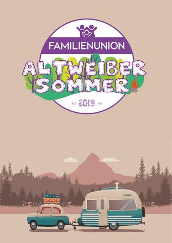 Logo-Design für Zusammenschluss von Familien für gemeinsame Ferienwoche