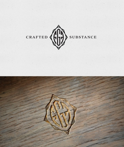 Logo-Design für FgF crafted Substance