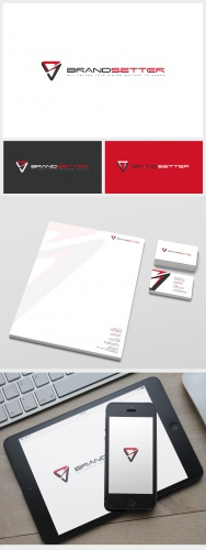 Corporate Design für Agentur