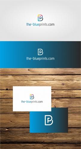 Logo for online (stock) image / template website