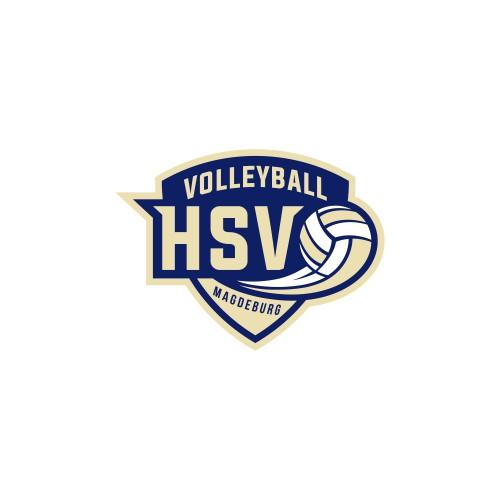 Logo-Design für Volleyballsportverein