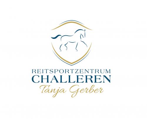 Logo Design für Reitsportzentrum