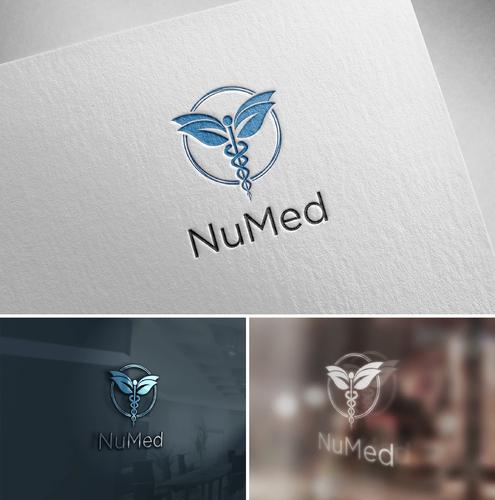 Logo-Design für medizinisches Unternehmen