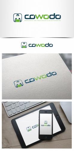 Logo für Coworking-Plattform