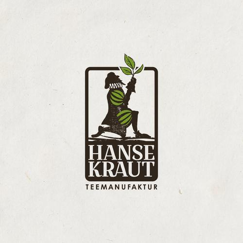 Logo-Design für Teemanufaktur