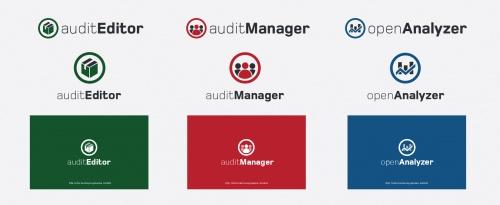 Logo-Design/ Splash Screens für Unternehmensberatung/ Logo Design/ Splash Screens  for a consulting Company