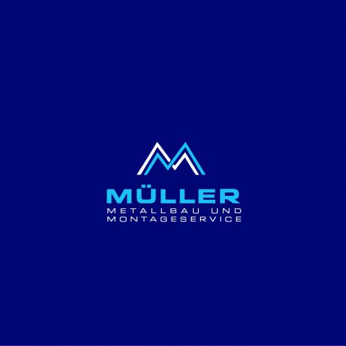 Logo-Design für Metallbau & Montageservice