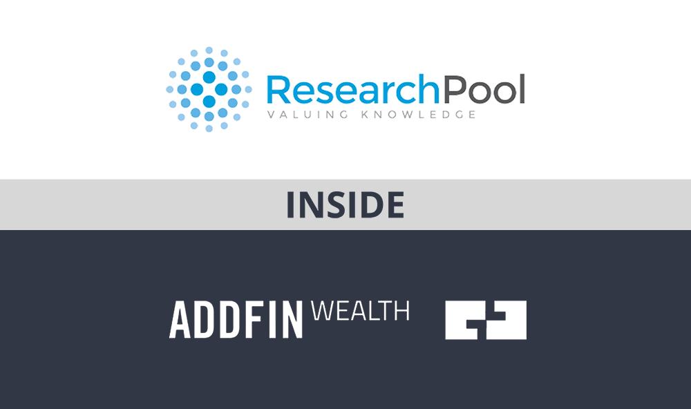 Banner Design für  Software für Finanzintermediäre