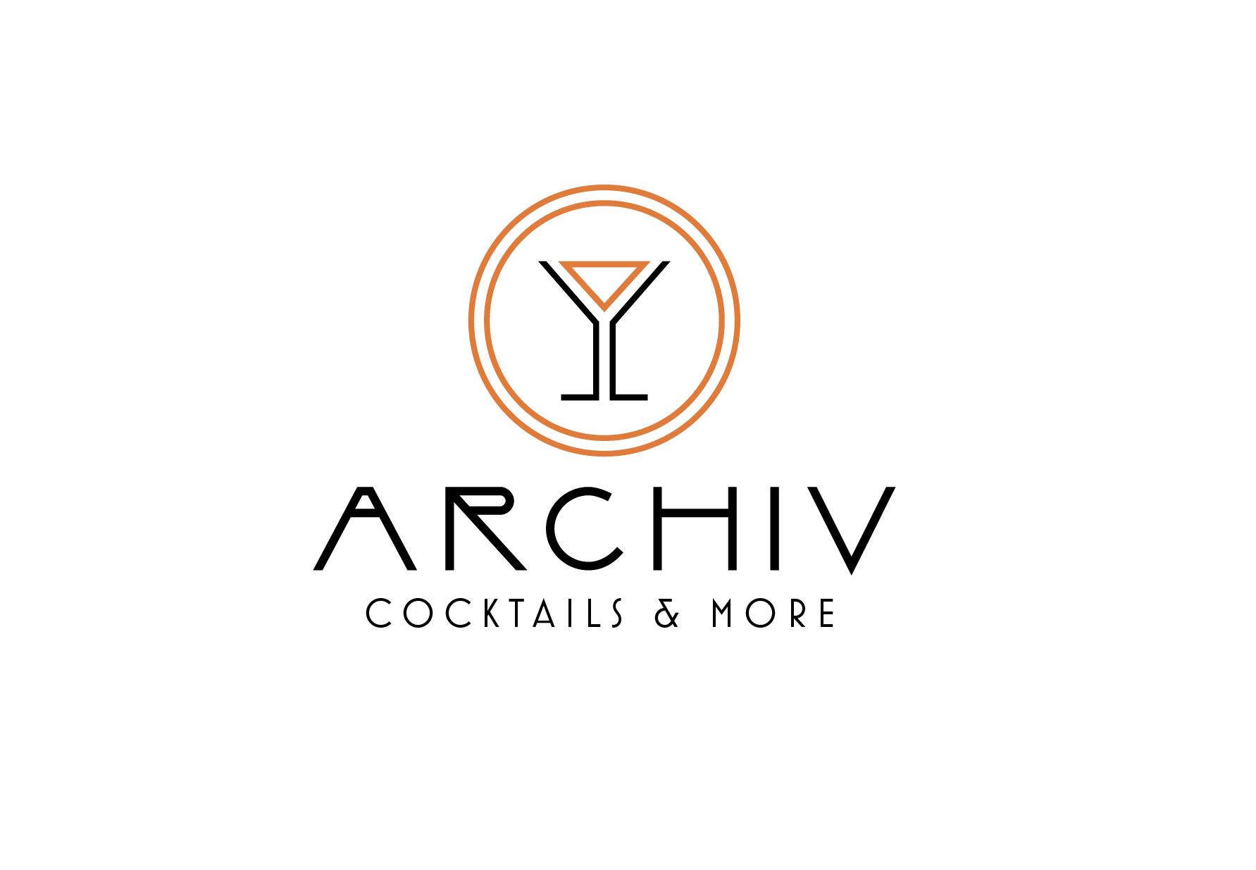 Cocktailbar mit Niveau sucht ausdrucksstarkes Logo