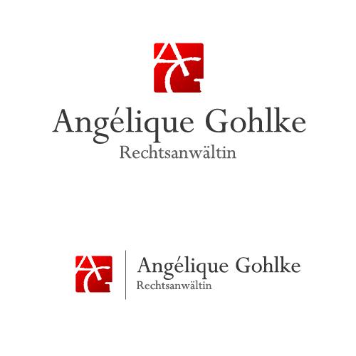 Logo für Rechtsanwältin mit eigener Kanzlei