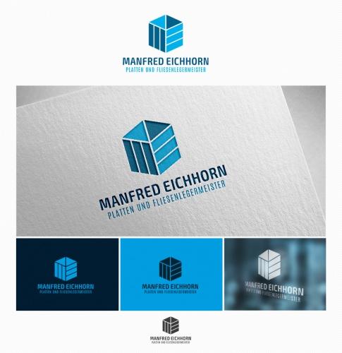 Logo & Visitenkarten-Design für Baugewerbe