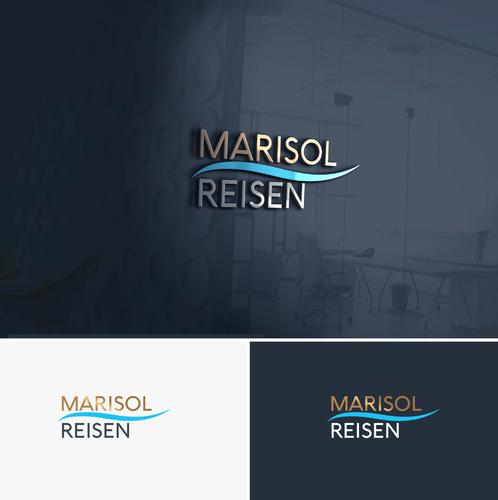 Logo-Design für Reiseagentur