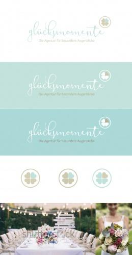Logo-Design für eine Veranstaltungskauffrau