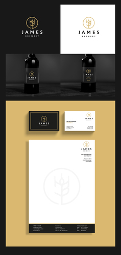 Logo-Design für Craftbier Brauerei