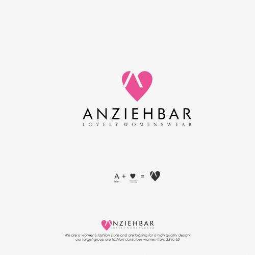 Logo-Design für Damenmode