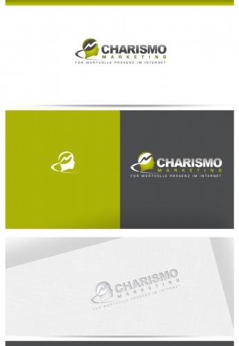 Logo Relaunch Charismo Marketing