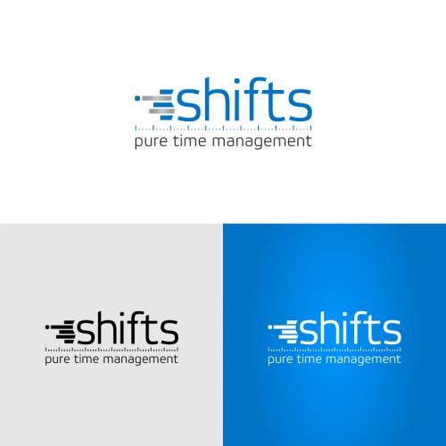 Logo shifts