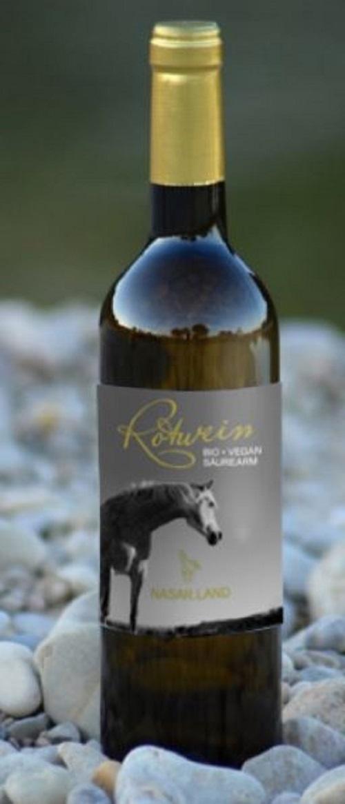 Etiketten für biologisch und vegan produzierten Wein gesucht