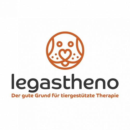 Logo-Design für legastheno (Tiergestütztes Lern- und Legasthenietraining)