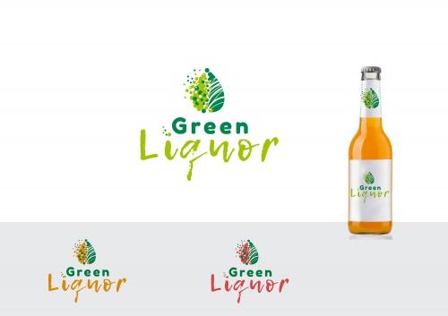 Logo-Design für GreenLiquor