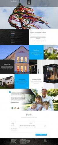 Bauträger  sucht Webdesign