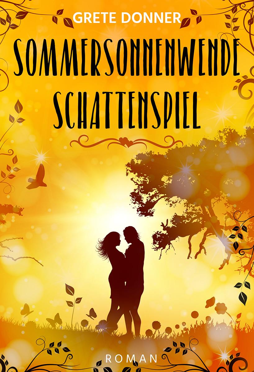 Cover für Jugend-/Frauenbuch-Debüt