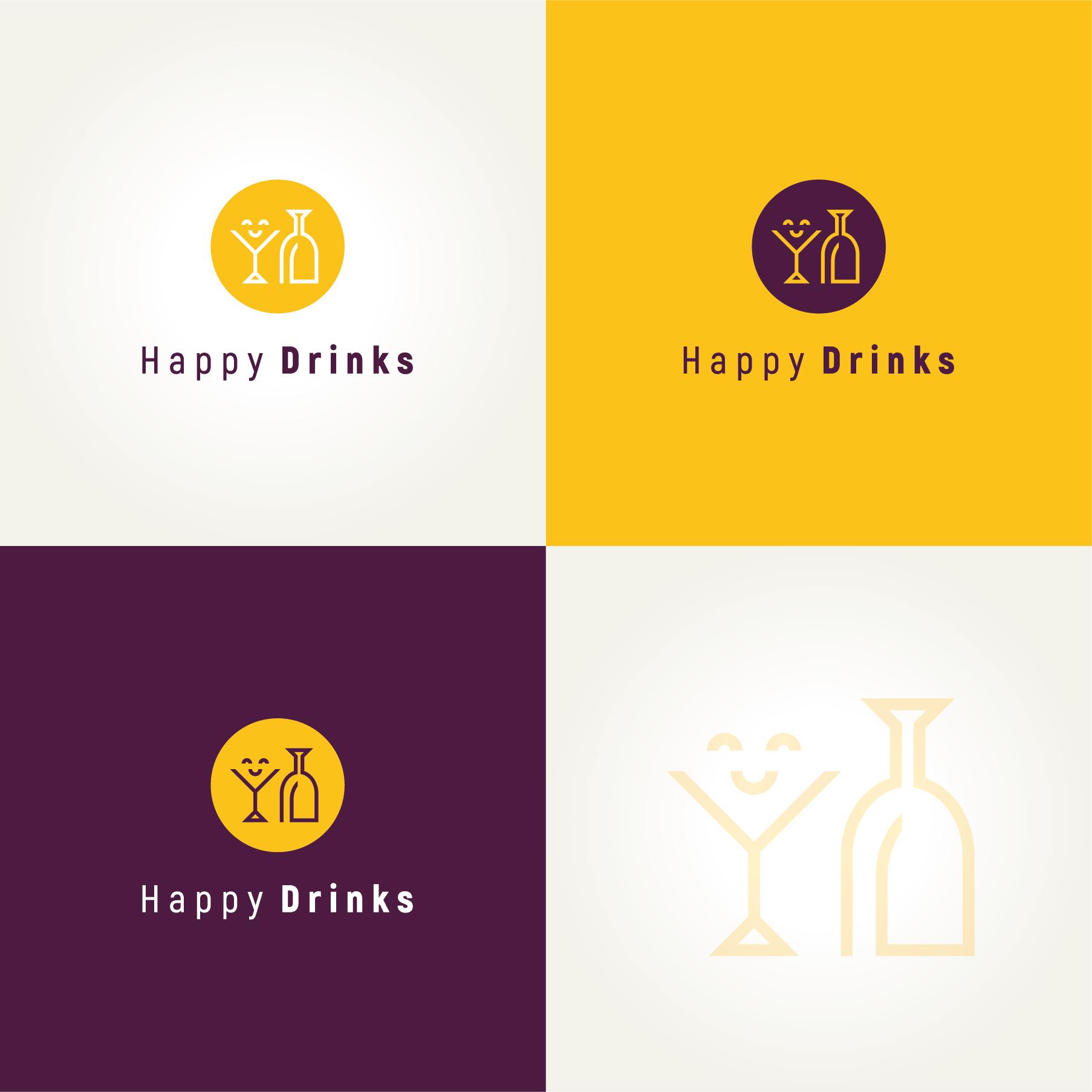 Logo & Social Media Design für Spirituosenhandel