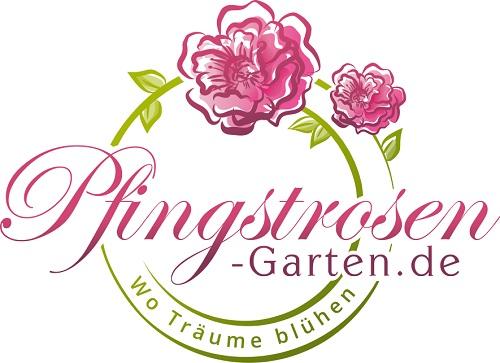 Logo-Design für Pfingstrosen gesucht