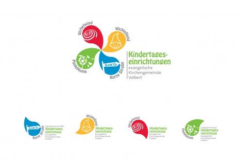 Logo für Kindertagesstätten