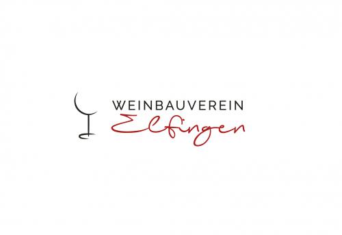 Logo-Design für Weinbauverein Elfingen