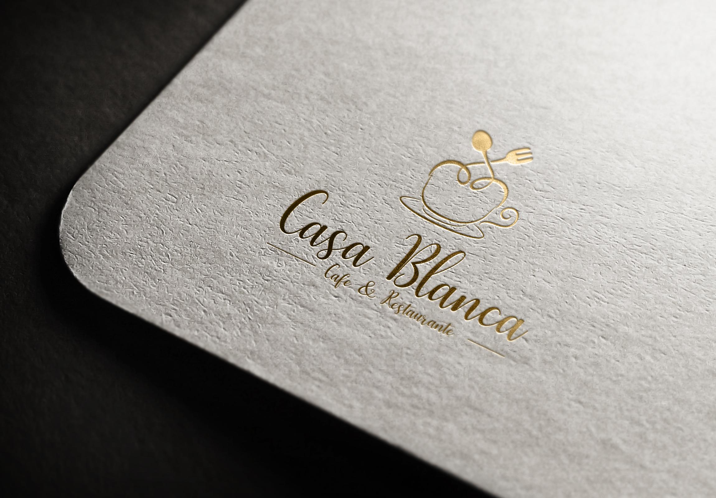 Logo-Design für ein Restaurant