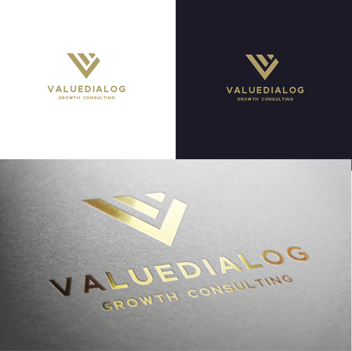 Logo-Design für Experte für digitale Geschäftsmodelle und Wachstumsberatung