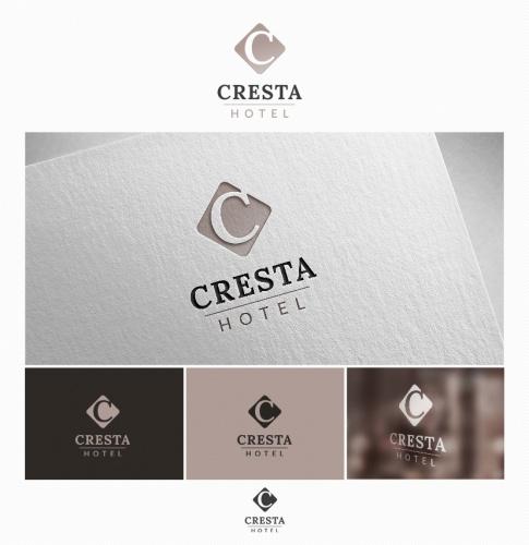 Logo-Design für Hotel im Montafon