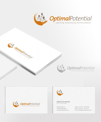 Logo & Visitenkarte für mein zu gründendes Unternehmen Optimalpotential