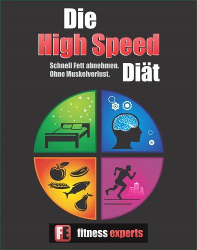Illustration für Ebook Cover (Ernährung, Training, Erholung, Psychologie)
