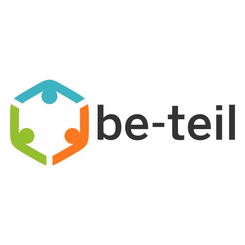 Logo-Design für be-teil (-igung)