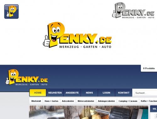 Logo Für Onlineshop Im Bereich Werkzeuge, Garten, Auto Etc.