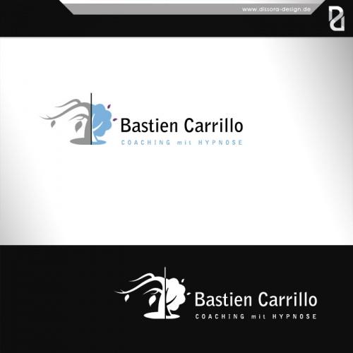 Logoentwicklung für Dienstleistung Coaching und Hypnose