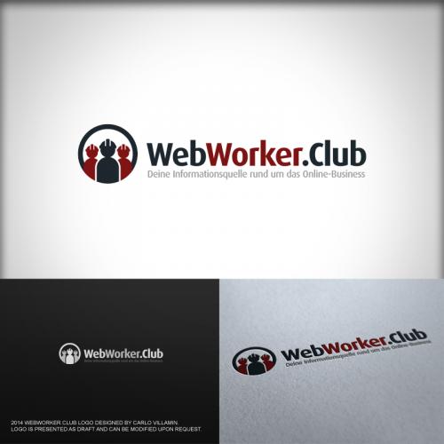 WebWorker.Club Logo