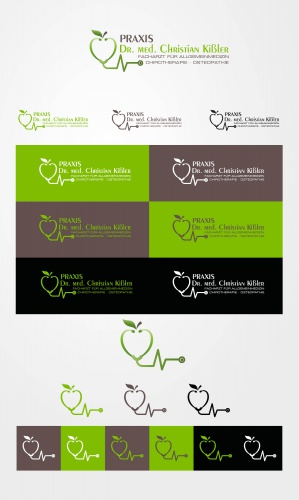 Logo-Design für Allgemeinarzt sucht Logo