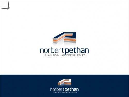 Logo voor ingenieurs en architecten