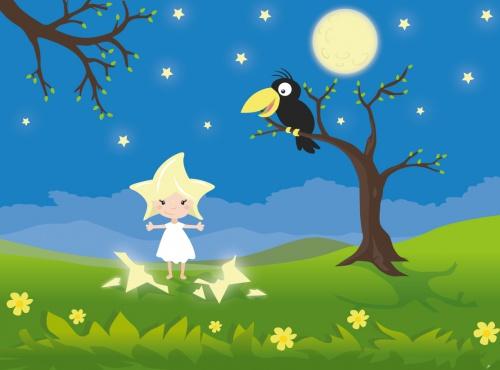Illustration für Kinder- bzw. Jugendbuch
