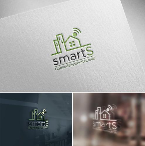 Logo-Design für Beratung, Planung und Programmierung von Gebäudesystemtechnik
